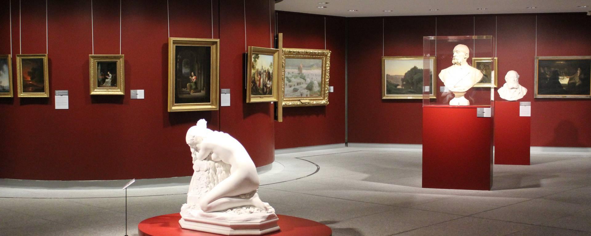 Museum Epinal - Museum für alte und zeitgenössische Kunst - Kulturerbe Epinal - Kultur Epinal - Kunstwerk