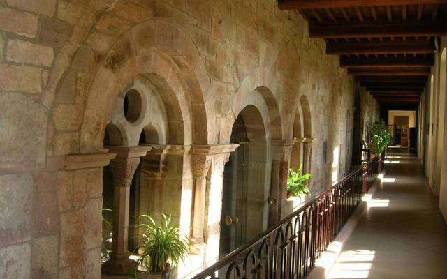 Die Abtei von Autrey und ihre herrliche Gartenanlage