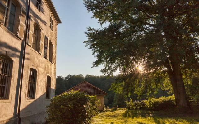 Die Manufacture Royale von Bains-les-Bains