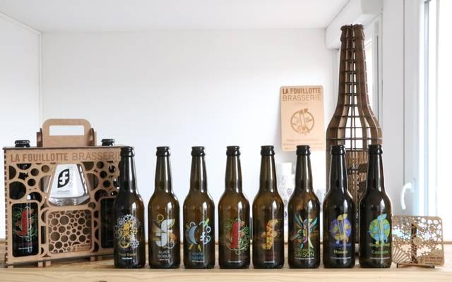 Brauerei La Fouillotte von Épinal