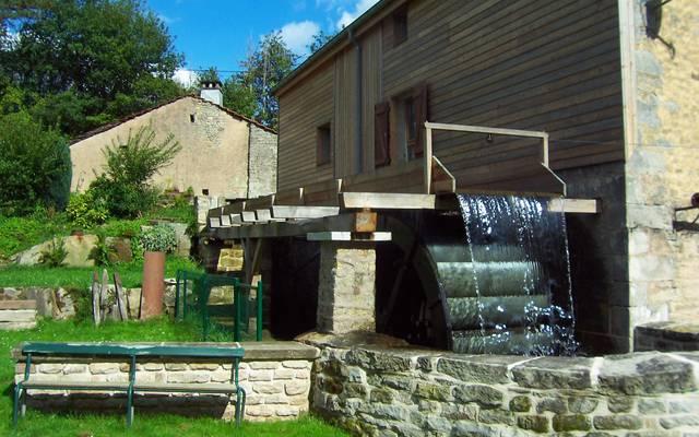 Wassermühle Gentrey - Harsault