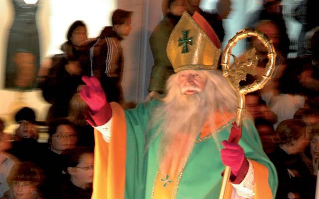 Ein netter Dezember mit Sankt Nikolaus
