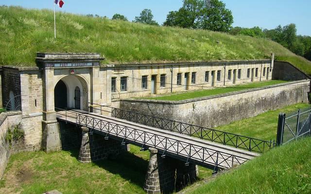 Das Fort von Uxegney