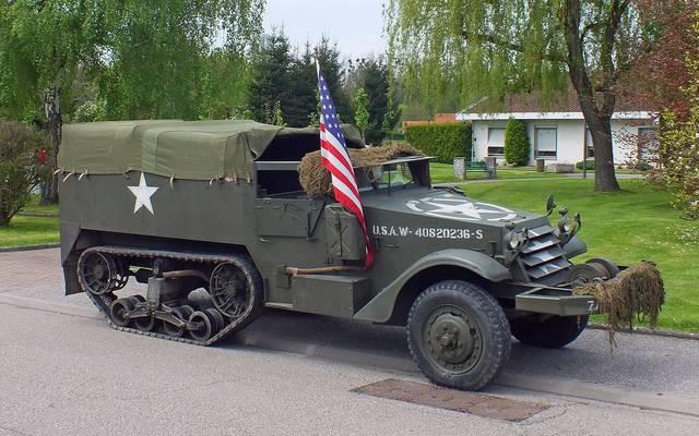 Das Museum der Militärkunst von Vincey