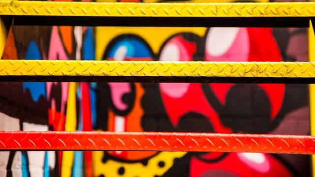 Ausstellungen und urbane Kunst