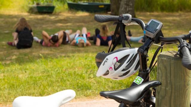 Die Radclubs von Épinal im Herzen des Départements Vogesen