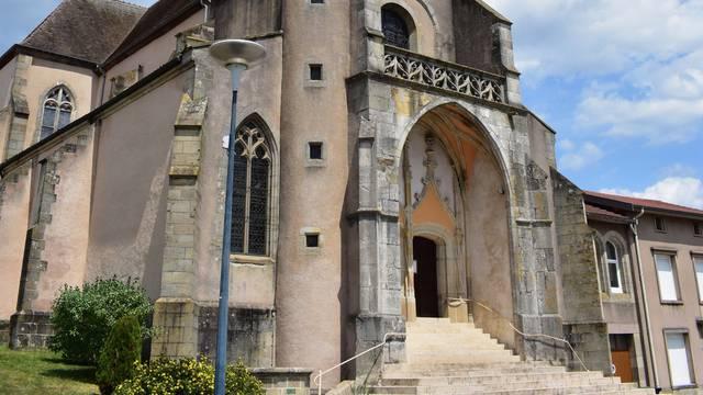 Die Kirche von Saint Laurent des Trois Rivières