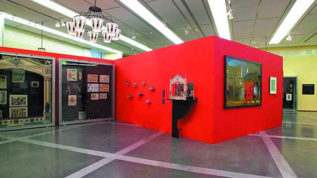 Die Ausstellungen im Bildermuseum