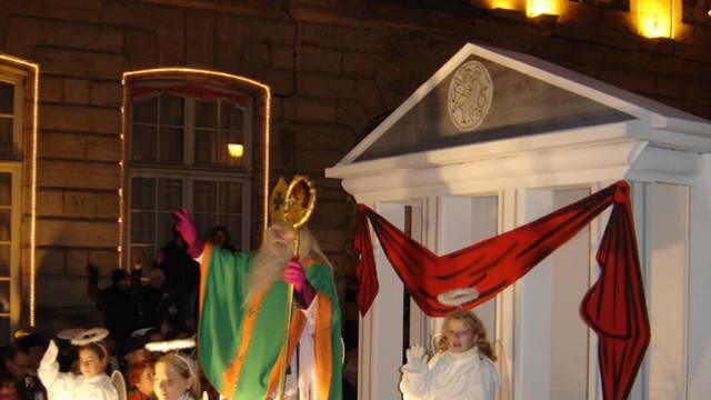 Die wahre Geschichte des Heiligen Sankt Nikolaus aus Myra