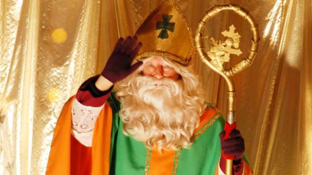 Der Heilige Sankt Nikolaus in Épinal