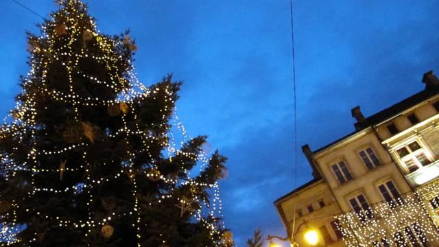 Die Tradition des Heiligen Sankt Nikolaus in Épinal