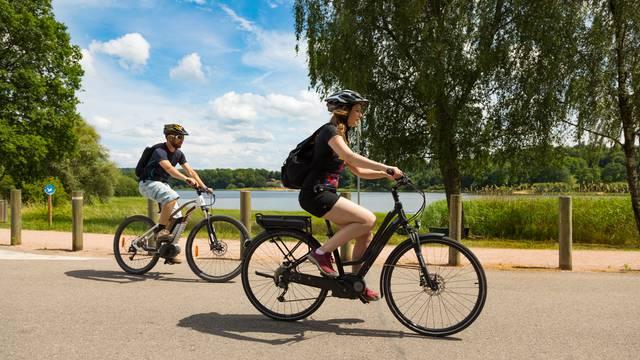 Vélo Bouzey - Voie bleue - voie verte - Radtourismus - Vosges en vélo - Vélo Epinal