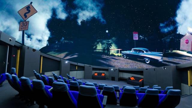Das Planetarium von Épinal