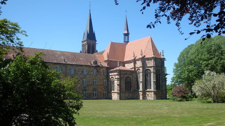 Etappe 5: 10 h 00 - Radausflug bis zur Abtei von Autrey