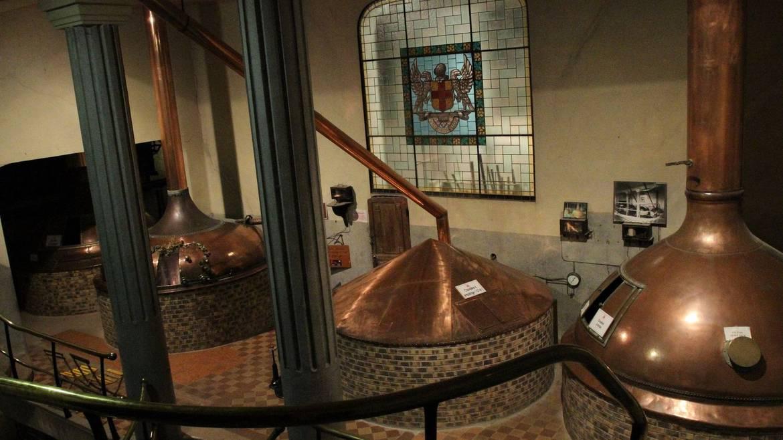 Etappe 3: 14 h 30 - Besuch des vogesischen Museums der Brauerei von Ville-sur-Illon