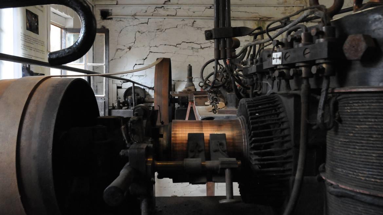 Etappe 1: Option 1 - 10 h 00 - Besuch des Freilichtmuseums Battant von Charmes.