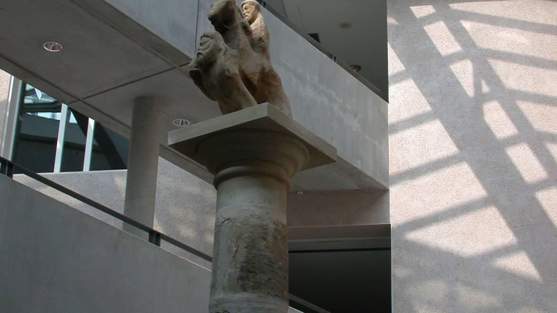 Das Museum für alte und zeitgenössische Kunst