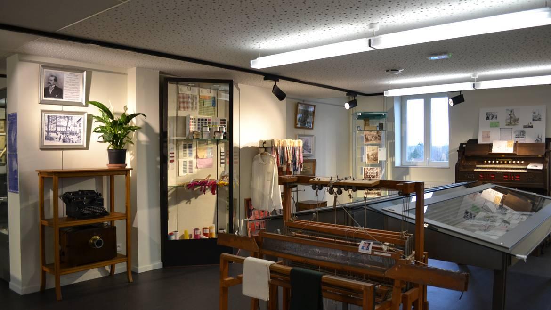 Das Heimatmuseum von Thaon