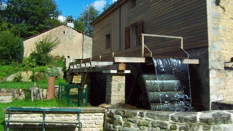 Tag 1 : 14 h 30 - Besichtigung des Moulin Gentrey