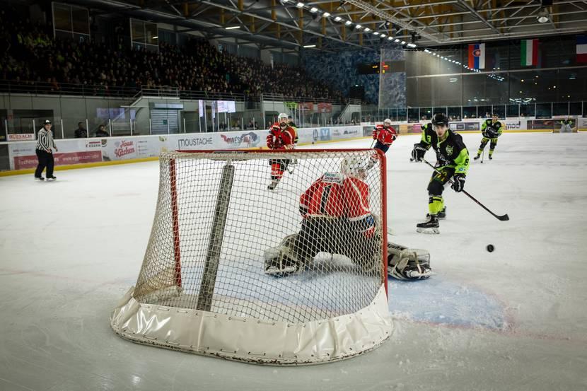 Eislaufbahn Epinal - Aktivität Epinal - Eishockey