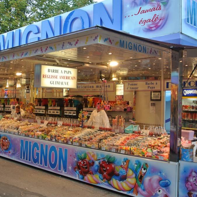 Mauritius Jahrmarkt Epinal - Kirmes Epinal - Aktivitäten Epinal - Karussell Epinal