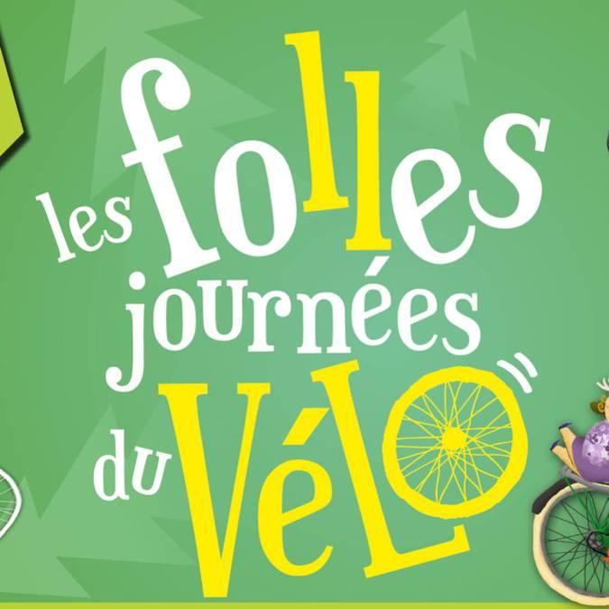Les Folles Journées du Vélo - Fahrradanimation Epinal - Fahrradwettbewerb Epinal - Vélo Vosges